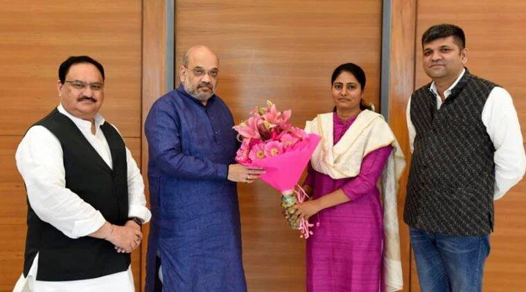 Apna Dal seals pact with BJP in Uttar Pradesh; Anupriya Patel to contest from Mirzapur