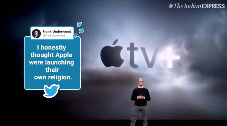 The funniest reactions to Apple's latest launches from TV+