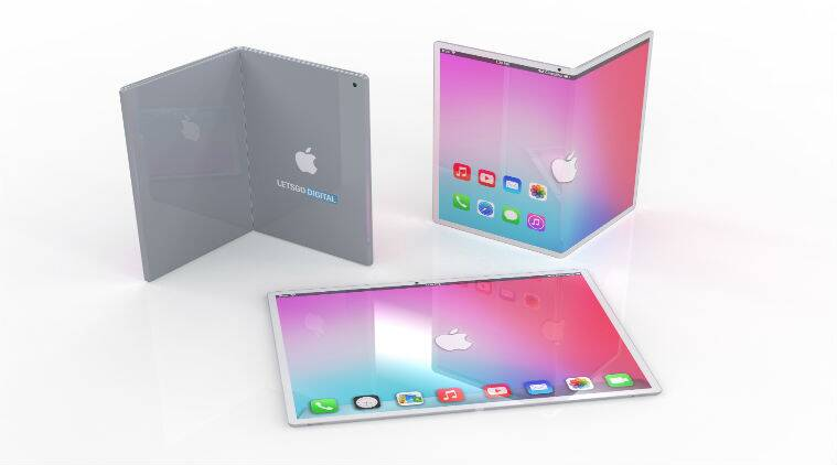 Apple, Apple foldable iPad, iPad foldable, Apple foldable iPad, foldable Apple iPad release date, launch date Apple foldable iPad, foldable iPad, iPad, samsung Galaxy Fold, Huawei Mate X