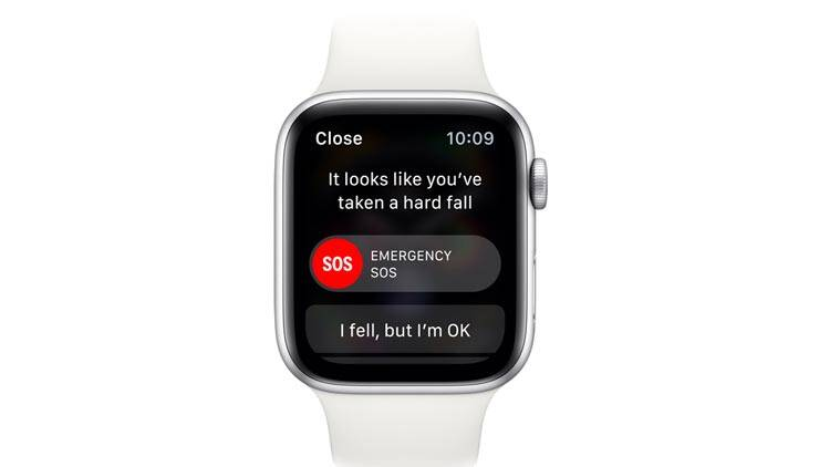 Apple, Apple Watch Series 4, Apple Watch 4, Apple Watch fall detection, Apple Watch Fall Detect feature, Apple Watch Fall feature, Apple Watch fall how to detect, How to turn on fall detection in Apple Watch