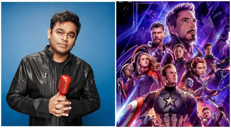 AR Rahman composes anthem for Avengers