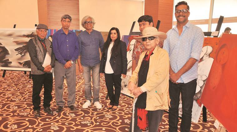 Punjab Art Initiative Madras Art Guild chandigarh