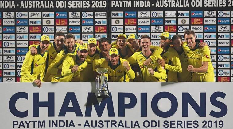 India vs Australia: Australia win first ODI series in two years, first in India since 2009
