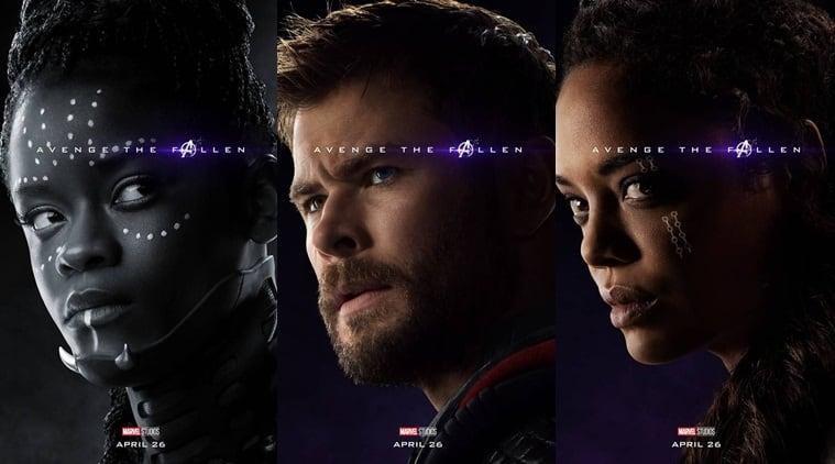 Avengers endgame photos