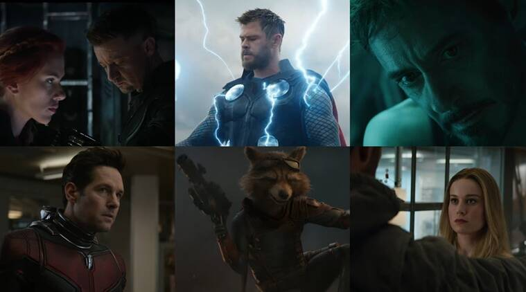 These Are the Highlights From the Final 'Avengers: Endgame' Trailer