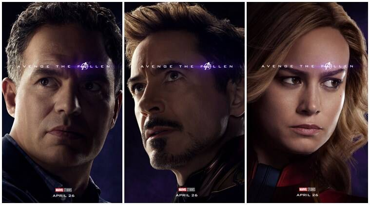 Avengers Endgame: New character posters tease the final showdown