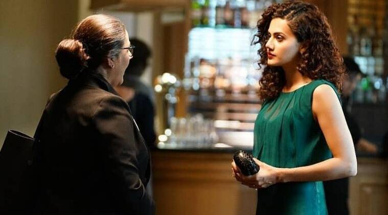 Badla box office collection Day 13: Taapsee-Amitabh film continues to remain first choice for moviegoers