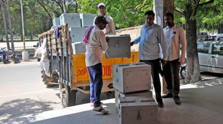 Lok Sabha elections 2019: With over 185 candidates in Telangana's Nizamabad, EC forced to use ballot paper