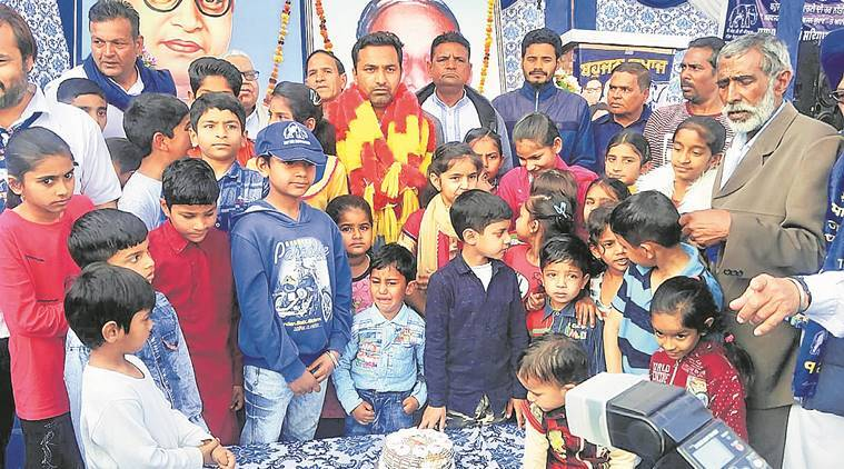 In Jalandhar, BSP candidate looks to NRIs for funding poll campaign