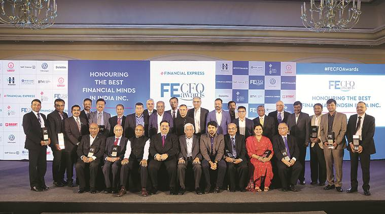 fe cfo awards 2019, corporate performance awards, fe cfo awards 2019 Winners, financial express CFO awards, business awards fe, indian express news, business news