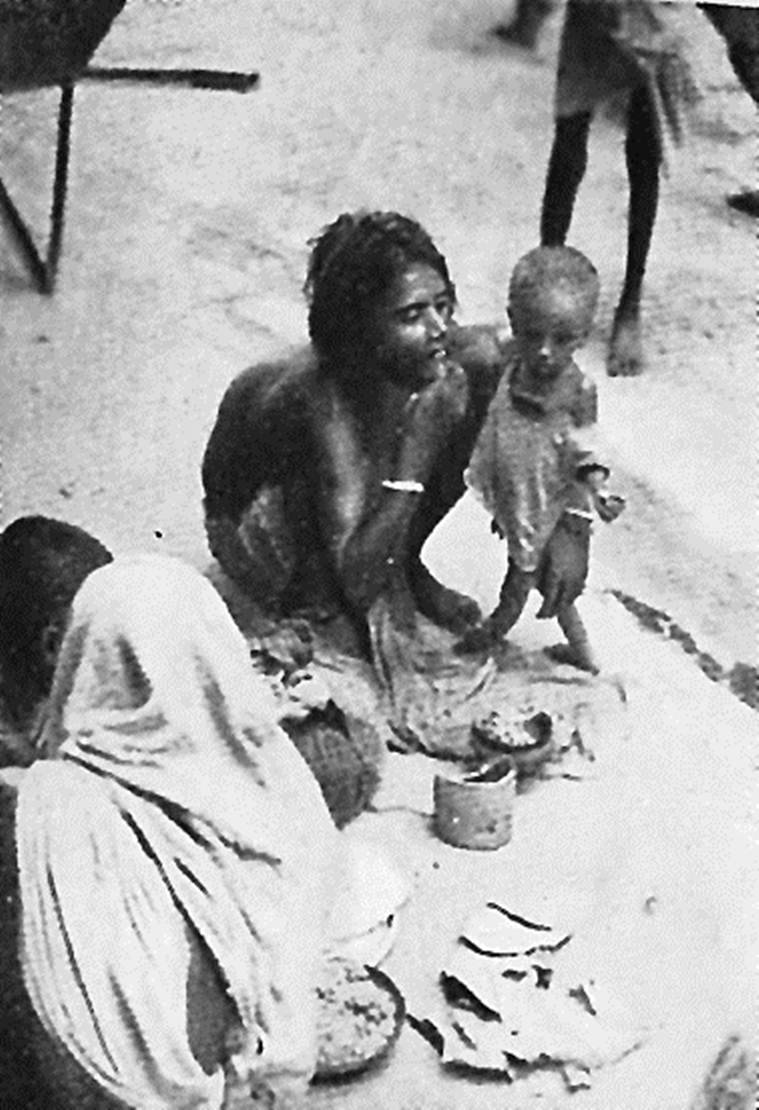 How researchers used science to show Bengal famine was man-made
