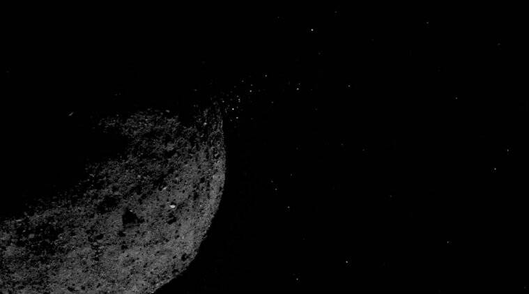 Planetary science, Minor planets, Planetary defense, Space science, 101955 Bennu, Asteroid, Planetary surface, Near-Earth object, OSIRIS-REx, HAMMER, Southwest Research Institute, chemical components, southwest research institute, National Aeronautics and Space