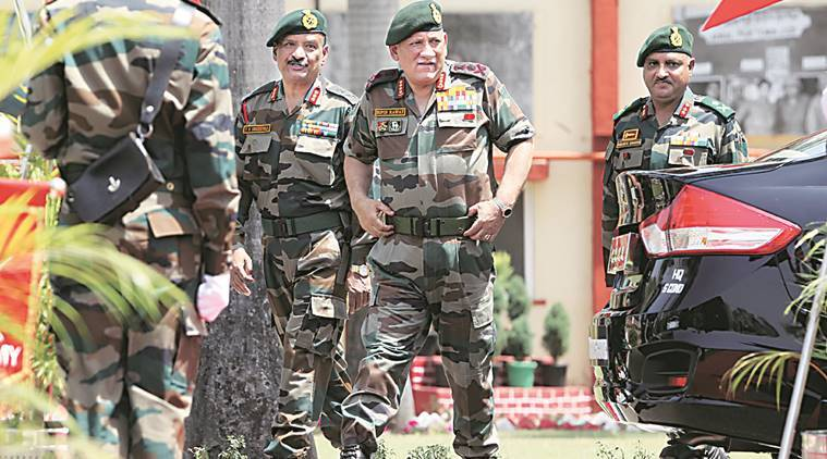 Bipin Rawat Chief of Defence Staff, bipin rawat, Chief of Defence Staff, bipin rawat retirement army chief, army chief bipin rawat retire, CDS, India news, Indian Express
