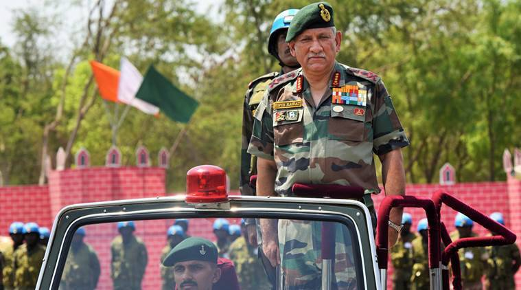 kargil war, kargil war anniversary, bipin rawat, india pakistan tension, india pakistan relations