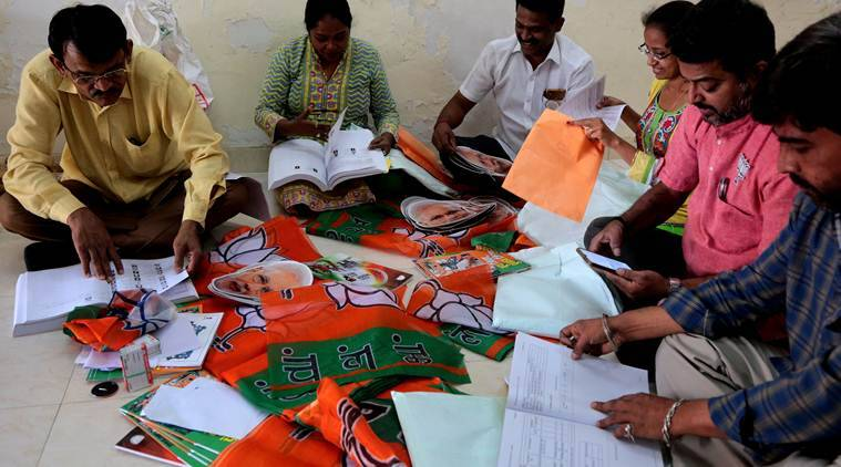 2019 lok sabha elections live updates: bjp first list, rahul gandhi press conference, bihar grand alliance