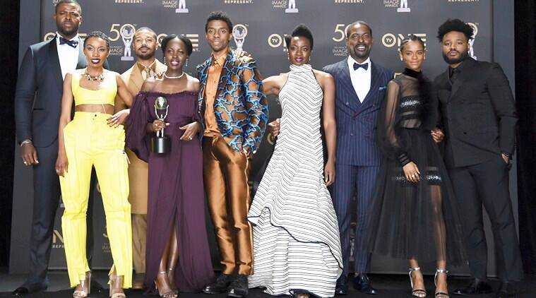 Black Panther NAACP Image Awards