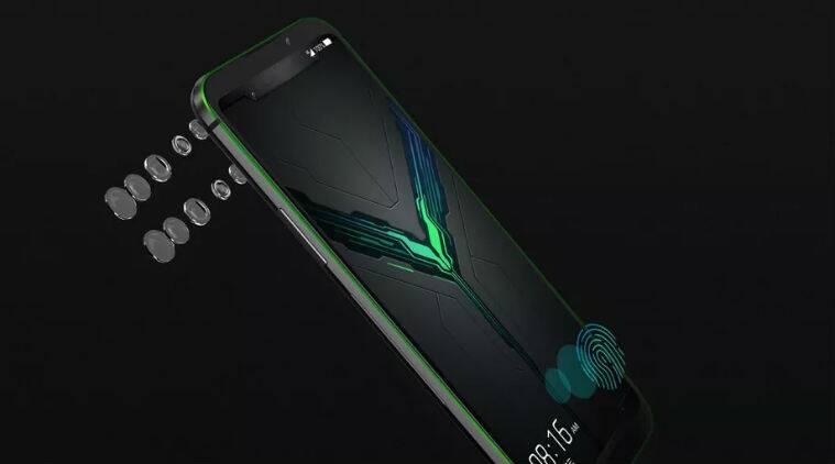 Xiaomi announces the Black Shark 2 gaming phone