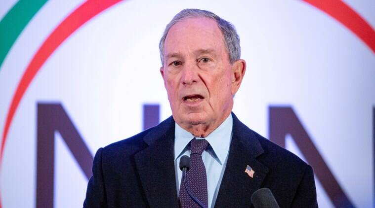 Michael Bloomberg, Michael Bloomberg nyc mayor, Michael Bloomberg for 2020 president, us presidential elections, us presidential elections 2020, donald trump, democrats