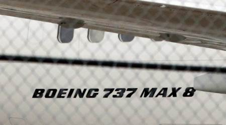 boeing 737 max, Boeing Co shares, flight control system, chicago, indonesia crash, world news, indian express