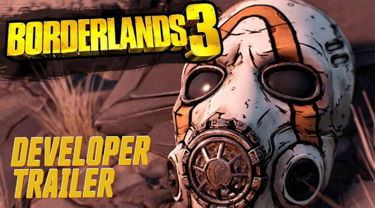 borderlands 3, borderlands, borderlands 2, borderlands the pre-sequel, pax, pax trailer, pax 2019, shooter looter, co-op shooter, looter shooter, shooter RPG, FPS, FPS RPG, RPS, ps4, xbox one, pc, gearbox, 2k, borderlands 3 gameplay