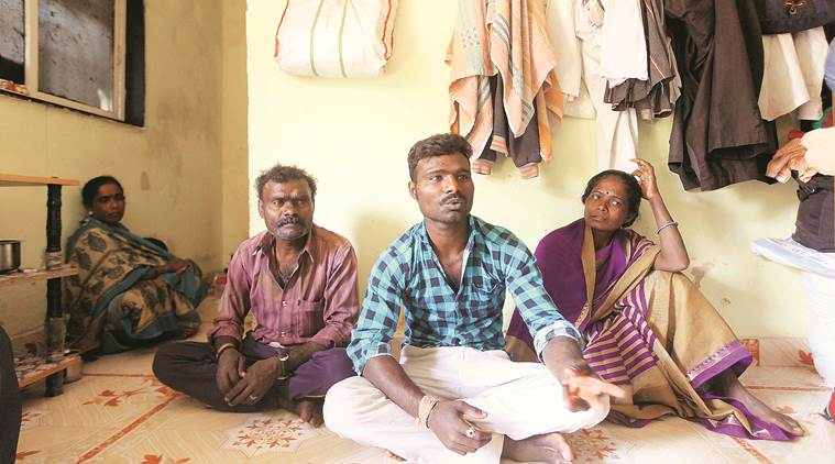 brick kiln owner, dalit labourer forced to eat excreta, pune labourer forced to eat excreta, indian express, dalit atrocities