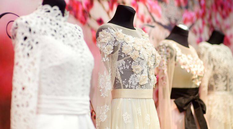 Bridal expo, wedding expo, bridal wear