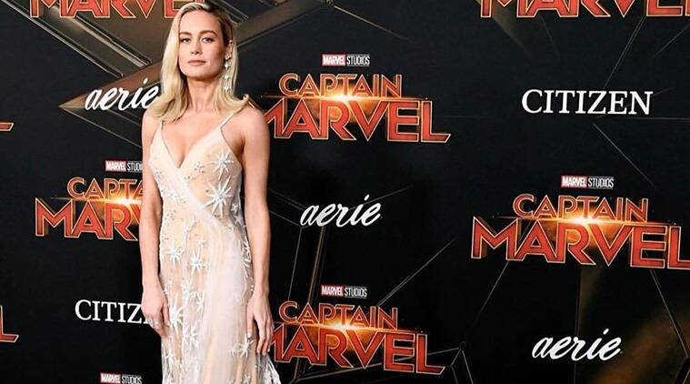 Brie Larson Captain Marvel box office collection Day 4