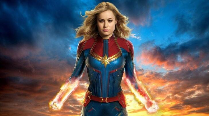 Captain Marvel Box Office Collection Brie Larsons Superhero Movie