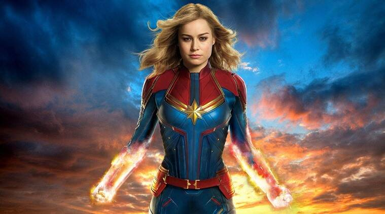 Captain Marvel box office collection: Brie Larson's superhero movie earns Rs 70.76 crore