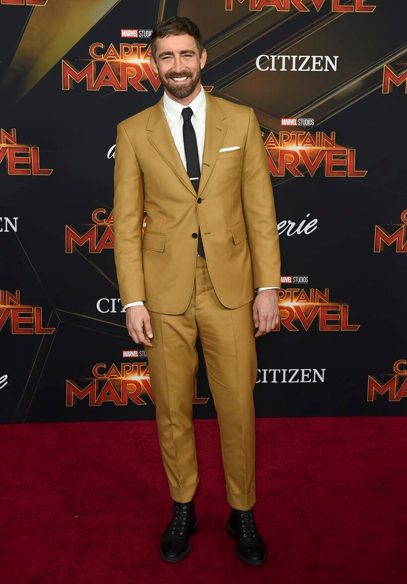 captain marvel world premiere lee pace