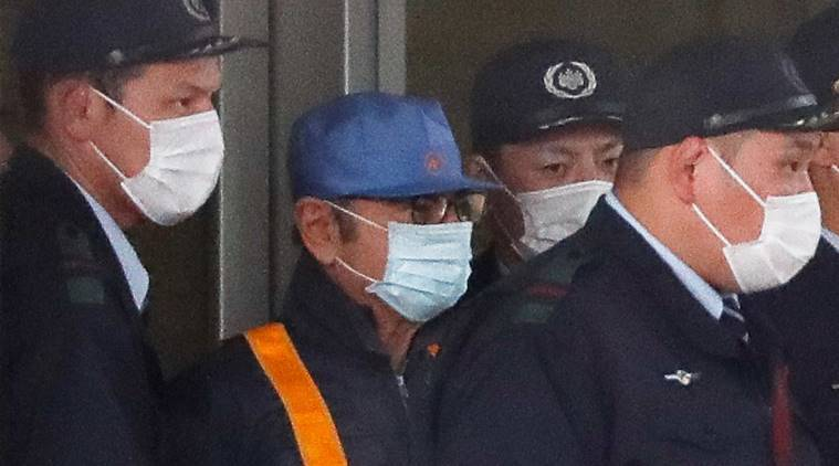 Former Nissan chairman Ghosn released on bail, says will fight Japan's 'meritless' charges