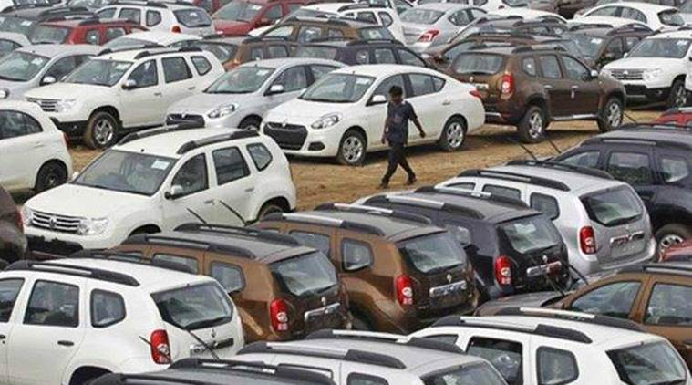 Auto sale india, India Auto sale, Automobile sale India, India Automobile sector, Auto sector news, Auto sector India, India Auto sale price, Automobile sector loss india, auto sector loss india, indian express, business news