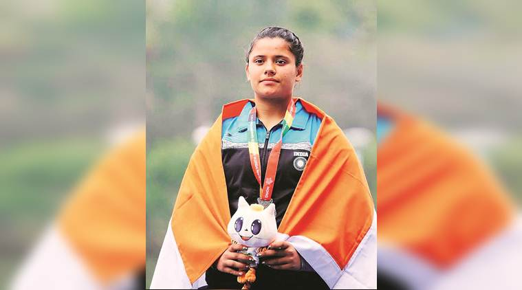 Harshita Hammers A Point Home, Wins Asian Youth Championship Silver