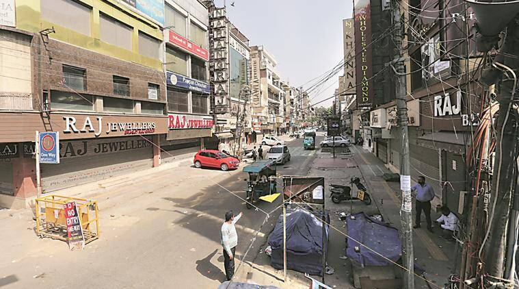 Delhi: 99% of markets in urban areas, sealing a major factor for parties in the fray
