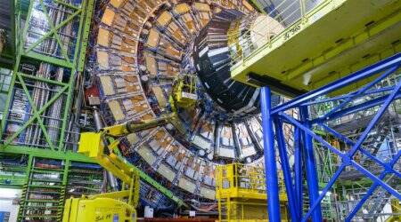 Physical sciences, Physics, Natural sciences, CERN, Meyrin, Science and technology in Europe, Particle accelerator, Particle physicists, United States Department of Energy national laboratories, Nigel Lockyer, Future Circular Collider, Jamie