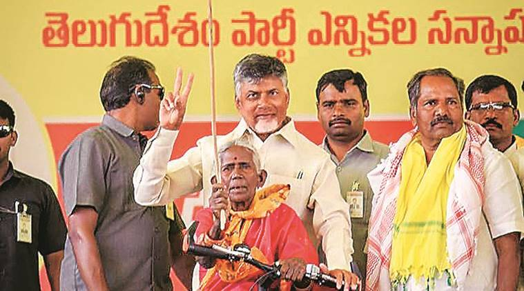 Lok Sabha Elections 2019: In Andhra's first election since split, lot at stake for Chandrababu Naidu, YS Jagan Mohan Reddy