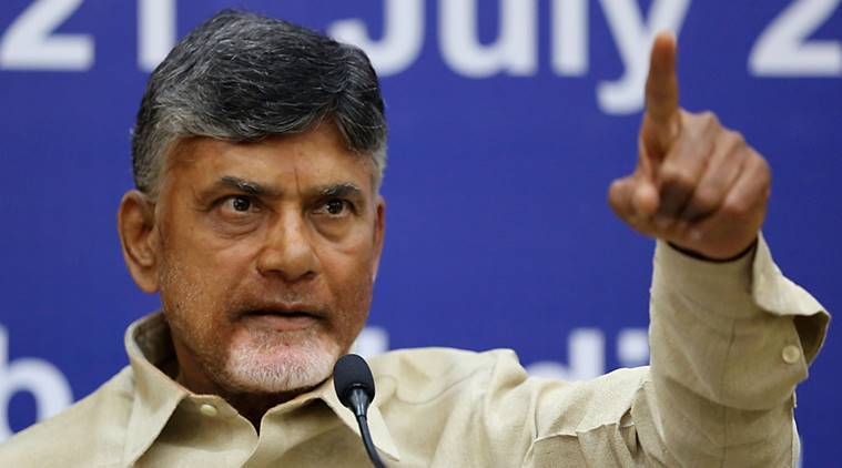 tdp, Chandrababu Naidu, lok sabha elections defeat, YSRCP government, andhra pradesh assembly elections, indian express