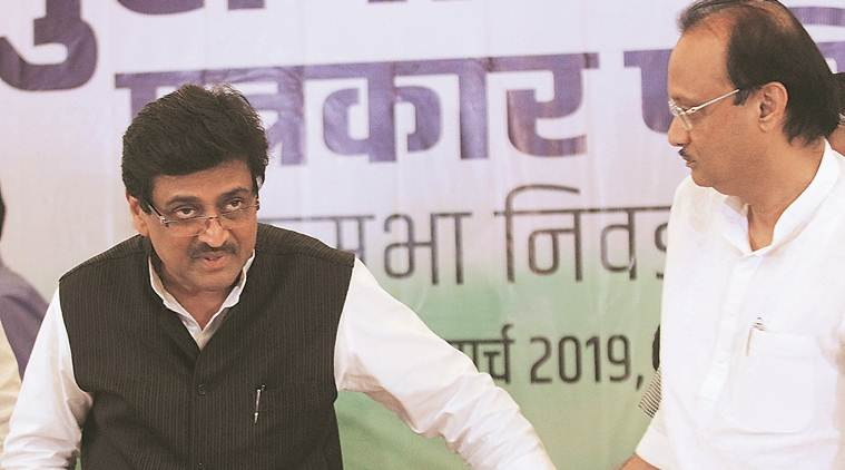 Maharashtra, Maharashtra elections, Congress Maharashtra, Congress-NCP alliance, Ashok Chavan, Maharashtra Congress grand alliance, lok sabha elections, lok sabha polls, decion 2019, general elections 2019, election news, indian express