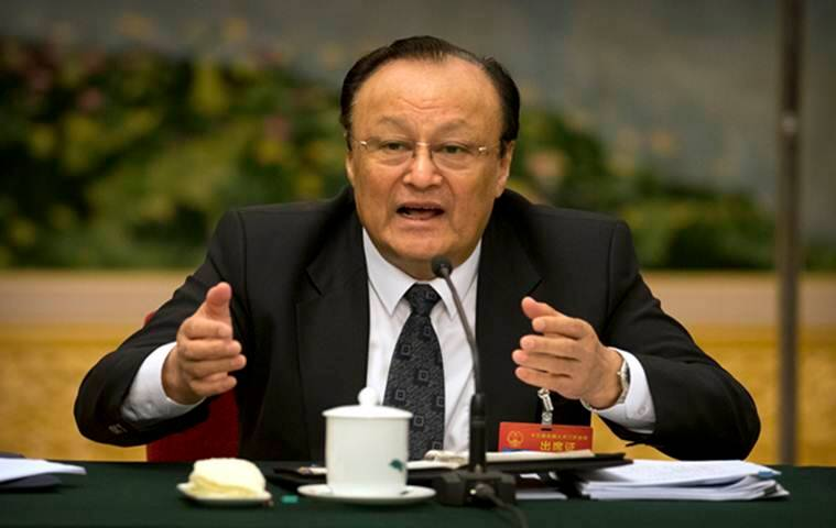 Muslim detention camps are like 'boarding schools,' Chinese official says