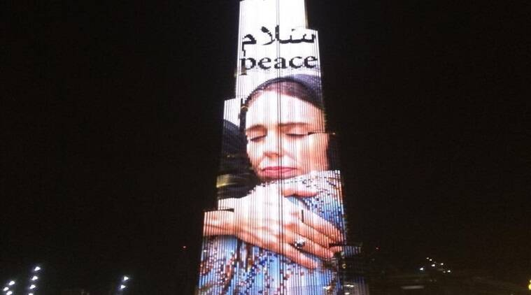 Christchurch shooting: UAE projects NZ PM's image on Burj Khalifa, thanks her for 'sincere empathy' towards Muslims