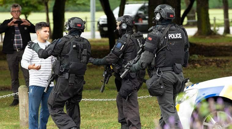 Christchurch attacks