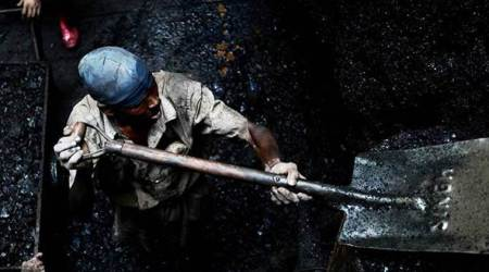 illegal mining, death in abandoned mine, coal miners dead, death in coal mine, longleng district, nagaland mine death, north east news, nagaland news, indian express