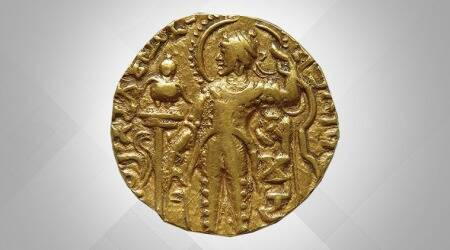 ancient indian coin