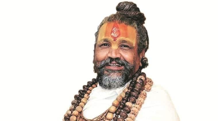 madhya pradesh elections, computer baba, computer baba madhya pradesh, Shivraj Singh Chouhan, Lok Sabha Election 2019, indian express