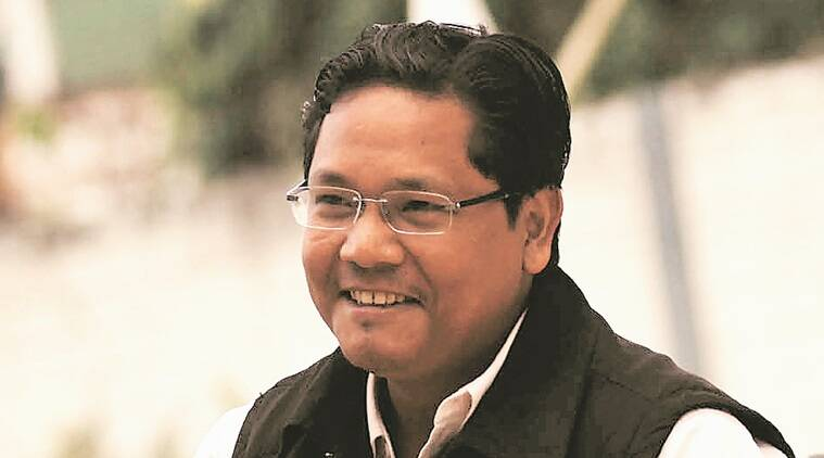 Sangma assures Punjab delegation of steps to assure safety of Sikhs living in Shillong