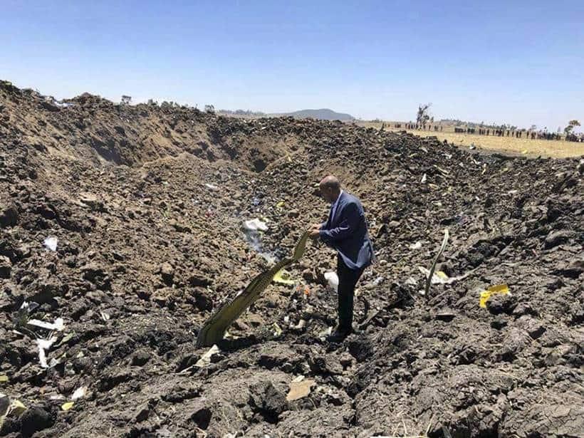 Ethiopian Airlines plane crash: No survivors among 157 on board
