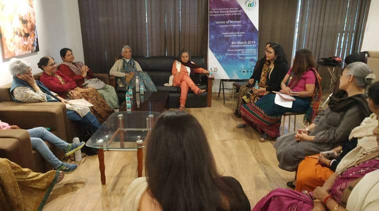 womens day, international womens day, march 8, women, women in Delhi, Delhi, C R Park, Chittaranjan Park, Delhi news, Indian Express