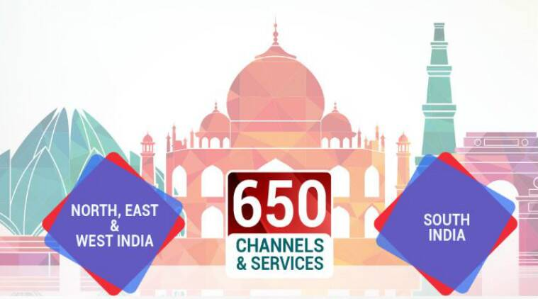 Dth Service Provider, D2h Unveils Curated Regional Language Sd And Hd Packs