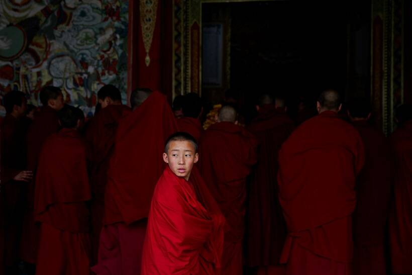 After 60 years in exile, Dalai Lama is still remembered in his homeland