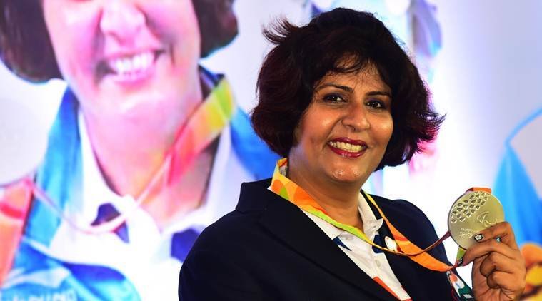 Deepa Malik, Paralympic silver medalist, to feed daily wagers through her NGO